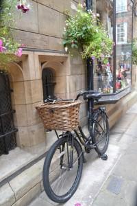 kolo a košík, symbol Cambridge