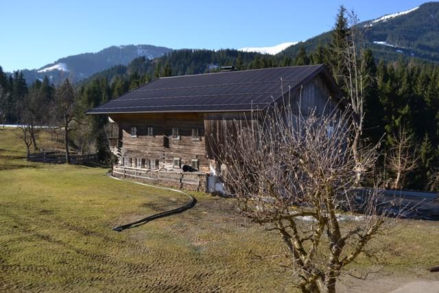 horská usedlost, Westendorf