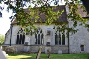 kostel svatého Andrewa a svaté Marie