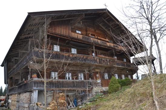 stará usedlost, Westendorf