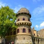 Janhrad - umělý to hrad