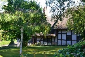 dům Anne Hathaway