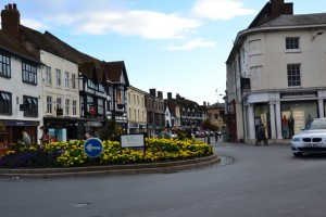 centrum Stratford upon Avon