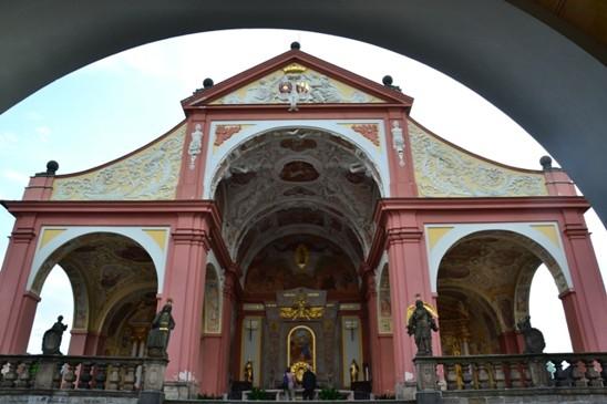 Martinická kaple