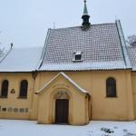 kostel sv. Michaela Archanděla v Podolí