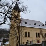 kostel sv. Prokopa v Braníku
