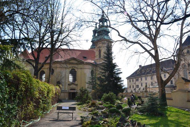 kostel sv.Jana na Skalce