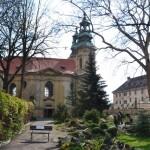 kostel sv.Jana Nepomuckého Na Skalce