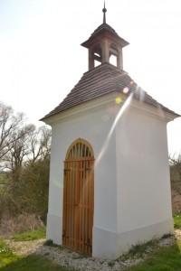kaplička v Teletíně