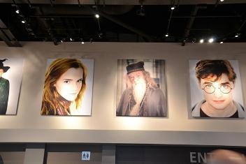 Fotogalerie ze světa Harryho Pottera