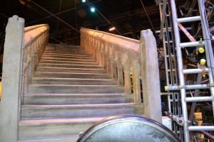 Pohyblivé schody.