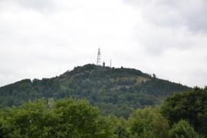 rozhledna Jedlová hora